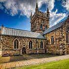 Wimborne Minster by hebrideslight