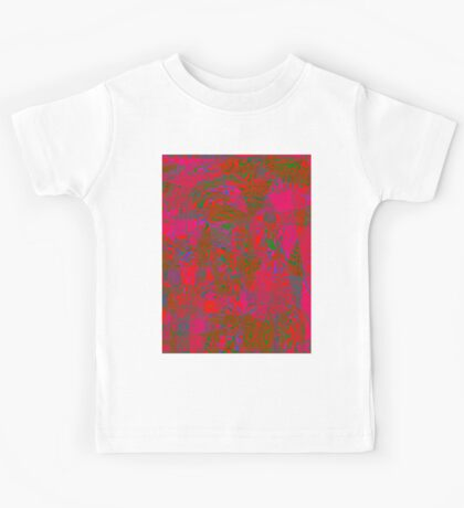 1050 Abstract Thought Kids Tee