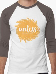 Unless Someone Like You - Orange Men's Baseball ¾ T-Shirt