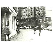 Cockburn Street Photographic Print