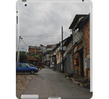 A street iPad Case/Skin