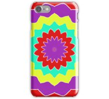 ZIG CIRCLE  PHONE CASE iPhone Case/Skin