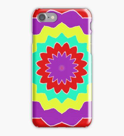 ZIG CIRCLE  PHONE CASE iPhone Case/Skin