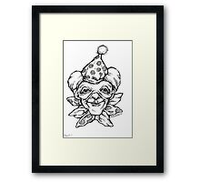 """""""one for fun"""" Framed Print"""