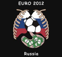 Russia in Euro 2012 by dreamkripted