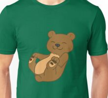 Brown Bear Cub Unisex T-Shirt