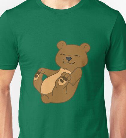 Brown Bear Cub Unisex T-Shirt