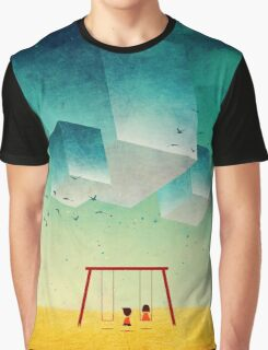 They're Coming (The Cubes) Graphic T-Shirt