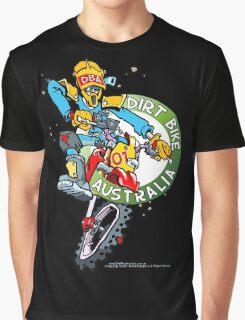 Dirt Bike Australia T1 Graphic T-Shirt