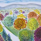 Fall Foliage by lorikonkle