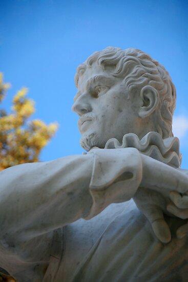 Sguardo di marmo by Sebastian Ratti
