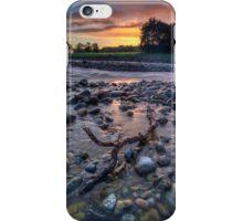 Pastel Dawn Driftwood iPhone Case/Skin