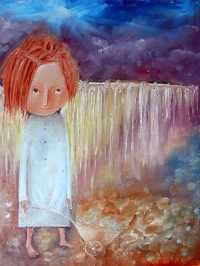 Tears Taker by Monica Blatton