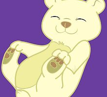 Kermode Bear Cub by Grifynne