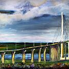 QEII Bridge, Dartford by Stephen Oliver