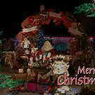 Santa's Grotto by Raymond Doyle (BlackRose Designs)