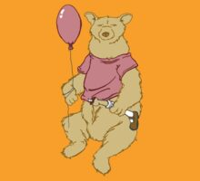 Silly Old Bear by Cory Tibbits