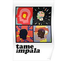 TAME IMPALA. Poster