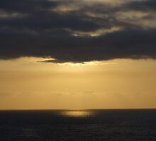 Silver and Gold - Plata y Oro: Sunset - Puesta del Sol by PtoVallartaMex
