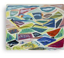 Landscape Land Canvas Print
