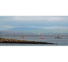 Morecambe Bay  Photographic Print
