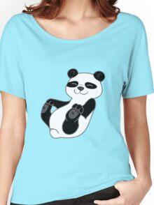 Panda Bear Cub Women's Relaxed Fit T-Shirt