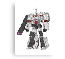 Megatron Canvas Print