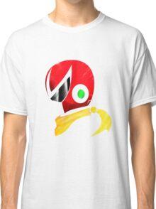 Protoman Helmet Shirt Classic T-Shirt