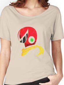 Protoman Helmet Shirt Women's Relaxed Fit T-Shirt