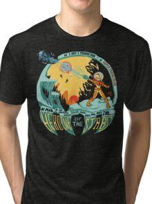 In Super Troidicolor [bright] Tri-blend T-Shirt