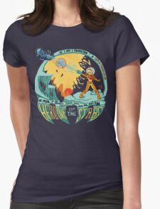 In Super Troidicolor [bright] Womens Fitted T-Shirt