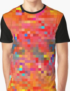 1025 Abstract Thought Graphic T-Shirt