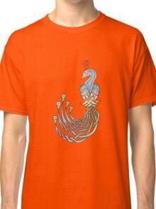Celtic Peacock Classic T-Shirt
