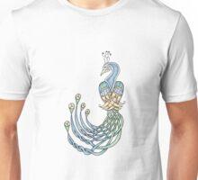 Celtic Peacock Unisex T-Shirt