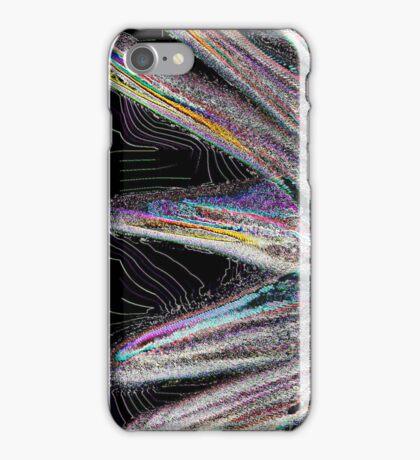 ZIG ZAG BLACK   PHONE CASE iPhone Case/Skin