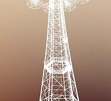 Parachute Drop (2) - Angular Crop by Amanda Vontobel Photography