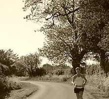 Loneliness and the Long-Distance Runner by Graham Povey