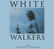 White Walkers - Game of Thrones T-Shirt