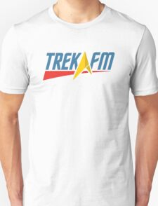 Trek.fm Logo (Light) T-Shirt