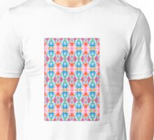 Stained Glass Ogee Unisex T-Shirt