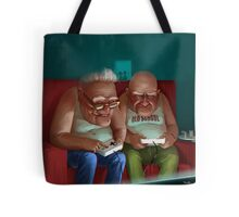 Old Gamers Tote Bag