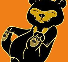 Sun Bear Cub by Grifynne