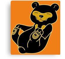 Sun Bear Cub Canvas Print