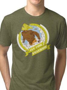 Freedom Flyer Tri-blend T-Shirt