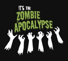 It's the Zombie Apocalypse by mpaev