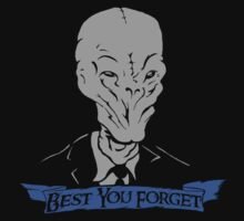 Best You Forget One Piece - Short Sleeve