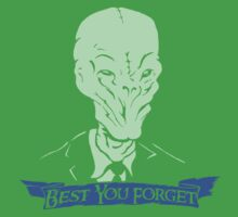 Best You Forget Baby Tee