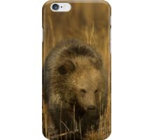 Grizzly Cub-Signed-#5126 iPhone Case/Skin