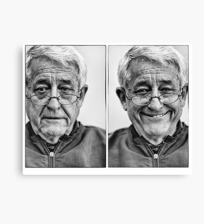 Diptychs-a-go-go Canvas Print