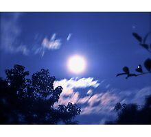 Experiments with Night Shooting #1 Photographic Print